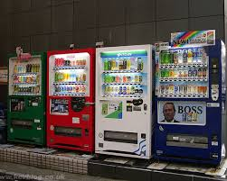 Different Vending Machines Simple Vending Machines For Anything