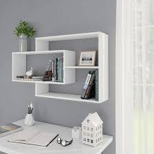 wall hung shelves