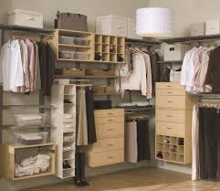 furniture stylish large u shape cream vernished closet ikea closets design system with tshirt bag