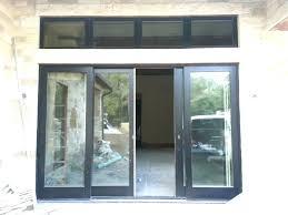 3 panel sliding patio door clever wen sliding glass doors with blinds door lock parts