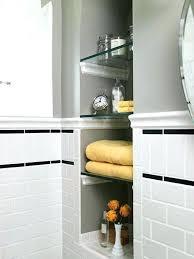 built in shelves bathroom built in bathroom storage built in wall shelves bathroom built in storage