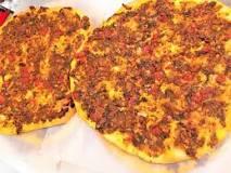 Image result for türkische pizza