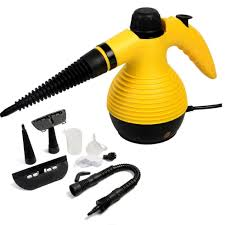 handheld multi purpose pressurized steam cleaner 1