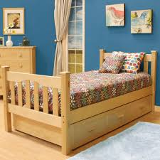 Plaid Bedroom Bedroom Classy Black Trundle Bed For Kids With Three Bed Drawers