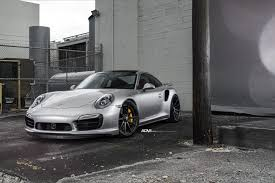 Porsche 911 Turbo S | Serving Well Done Wheels On A Silver Platter