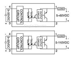 single phase dc to dc solid state relay single phase dc dc ssr wiring diagram