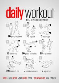 Pin By Den Mag On Exercises Easy Daily Workouts Brain Gym