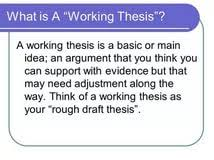 The Best Way to Write a Thesis Statement  with Examples  Image titled Write a Thesis Statement Step
