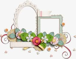 wall flower border flower clipart wall decoration wall creative png image and clipart
