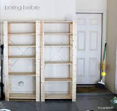 ikea garage shelving ideas - IHeart Organizing UHeart Organizing Giddy for  Garage
