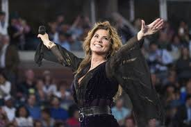 Never Say Never Shania Twain Finds New Voice After Illness
