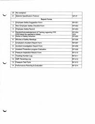 Accident Incident Investigation Report Template And Accident Report
