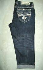 Rock Revival Jeans Size Chart Women S Rock Revival Plus Size Jeans For Women For Sale Ebay