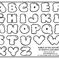 Bubble Letter E Coloring Pages Art Free Printable Coloring Inside