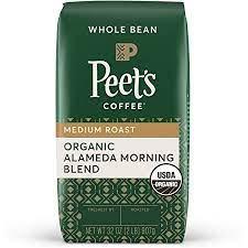 Average hourly rate for peet's coffee employees. Amazon Com Peet S Coffee Alameda Morning Blend Medium Roast Whole Bean Coffee 32 Oz Grocery Gourmet Food