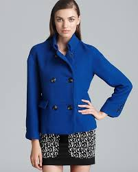 french connection peacoat cool coating