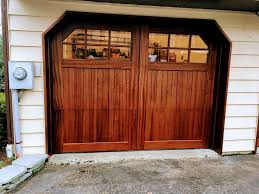 Mid Century Carriage House Garage Doors : Carriage House Garage ...