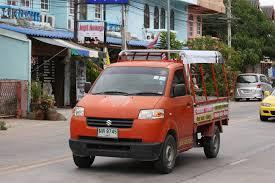 File:Suzuki Carry pickup truck in Thailand.JPG - Wikimedia Commons