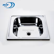 Outdoor Rectangular Kitchen Basin Sink Oval Basin Kitchen Basin