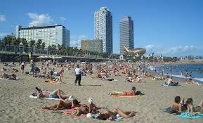 Resultado de imagen de playas de barcelona