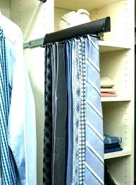 tie racks for closets doors best tie organizer over the door tie rack excellent ideas closet
