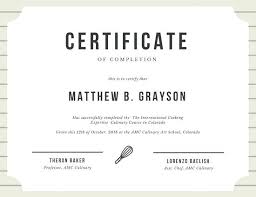 Certificate Of Training Completion Template Customize Completion Certificate Templates Online Of