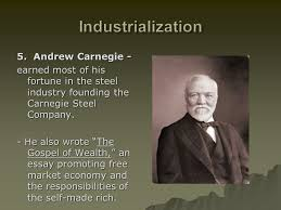 andrew carnegie research paper