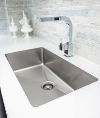 27 Luxury Undermount Kitchen Sink White Mahyapet