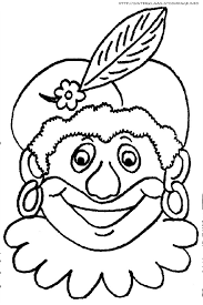 Kleurplaten Sinterklaas Zonder Reclame Nvnpr