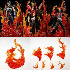 Star Soul <b>Effect</b> Burning <b>Flame</b> Red <b>Flame</b> Fix For Bandai <b>Tamashii</b> ...