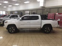 New 2018 Toyota Tacoma TRD Sport 4 Door Pickup in Sherwood Park ...