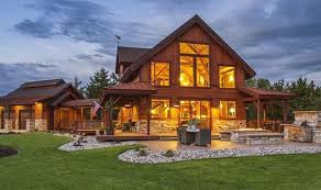 Barn Home Project Ponderosa Country Barn JJA1014