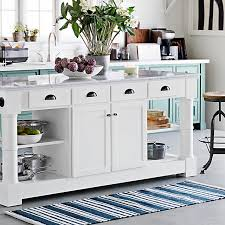 riviera stripe kitchen rug williams sonoma