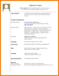 8 Student Resume Samples No Experience Phoenix Officeaz