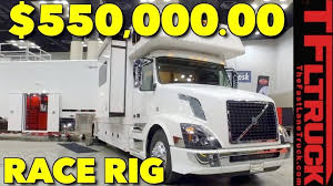 2018 volvo big rig. beautiful rig renegade rv semi truck trailer in 2018 volvo big rig h