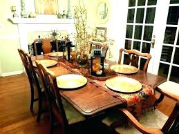round table centerpieces dining room decorating ideas fall dinner centerpiece coffee for home