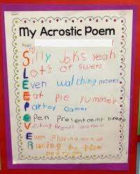 Tgif Thank God Its First Grade Poetry 1st Grade