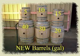 storage oak wine barrels. Small New And Like Oak Wine Barrels Storage K