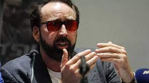 Nicolas Cage confesses that he would ...