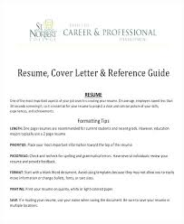 Resume For Letter Of Recommendation Resume Recommendation Letter
