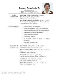 33 Sample Resume Of Caregiver Caregiver Resume Example Wellness