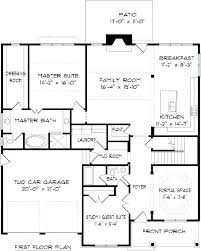home plans with kitchen in front of house home plans with kitchen in front of house