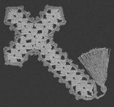 Crochet Cross Pattern Best Lacy Cross Crochet Pattern
