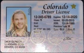 Drivers Fake Idviking License Best Id Scannable Colorado co Ids -