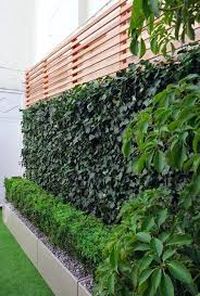 artificial ivy wall artificial hedges screening artificial ivy wall panels