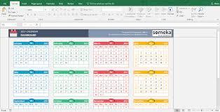 Calender Design Template Excel Calendar Templates Download Free Printable Excel Template