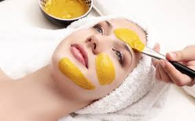 want to make your face look lighter and youthful looking and remove unwanted hair at the same time then this mask is for you