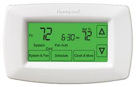 7 day programmable thermostat rth7600d honeywell 7 day programmable thermostat rth7600d