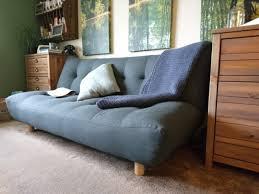 review habitat kota 2 seater sofa bed