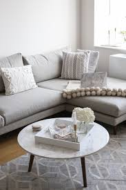 scroll down to see some more pics of my living room as well as my article sectional and coffee table
